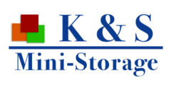 K&S Mini Storage logo